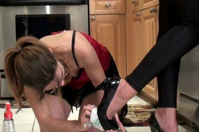 Modern day bdsm in the kitchen 65  first of all they are three and she is one and second she is secretly starting to like being bossed around and treated like a lowest slave her stepmom knows all kinds of bdsm secrets from hardcore bondage to ass whipping. First of all, they are three and she is one, and second, she is secretly starting to like being bossed around and treated like a lowest slave, her stepmom knows all kinds of BDSM secrets, from hardcore bondage to butthole whipping, and Cinderella has been put through most of them during her training as a kitchen helper.